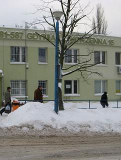 Gdynia, ul. Korzenna 15