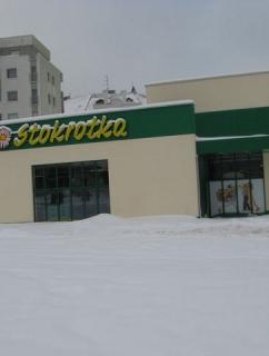 Stokrotka, Gdynia Dąbrowa Centrum