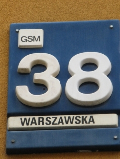 Gdynia, ul. Warszawska 38