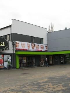 Delikatesy ALMA, Gdańsk, ul. Droszyńskiego