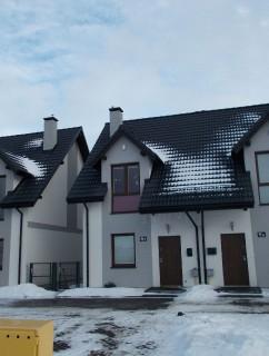 D&M TRUCKS, budynki mieszkalne w Borkowie