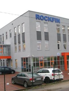 Rocfin, Małkowo, ul. Pałacowa