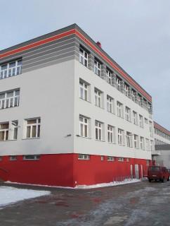 B&W Usługi Ogólnobudowlane, Zespół Szkół Ogólnokształcących nr 7, Gdańsk